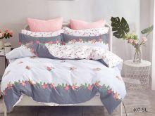 Постельное белье Сатин SL 2-спальный Арт.20/407-SL