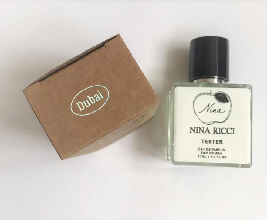 TESTER NINA RICCI NINA 50ML (ОАЭ)