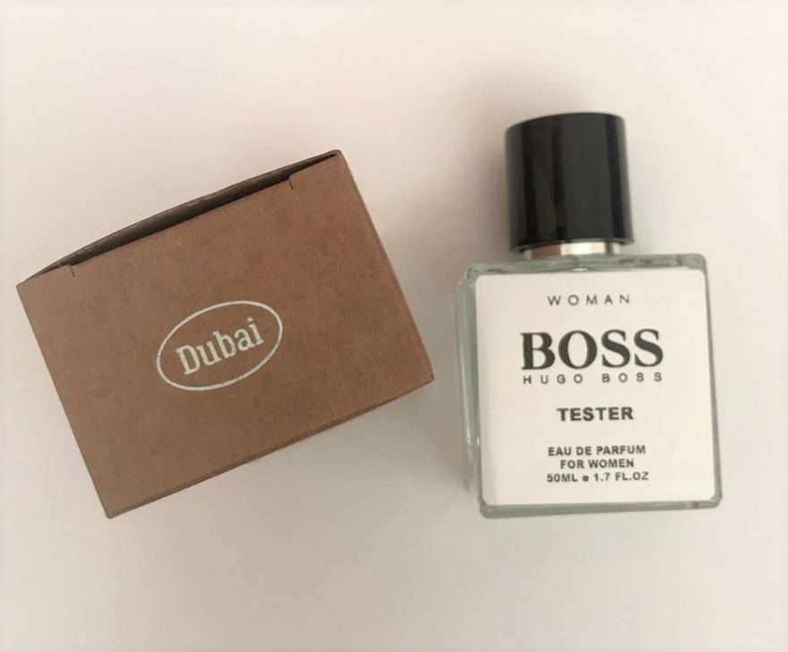 TESTER HUGO BOSS WOMAN 50ML (ОАЭ)