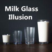 Молочная иллюзия - Milk Glass Illusion