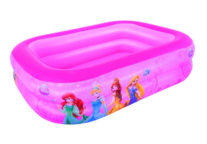 Бассейн Disney Princess 201 х 150 х 51 см, 450 л.