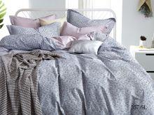 Комплект постельного белья Сатин SL 1.5 спальный  Арт.15/357-SL