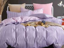 Комплект постельного белья Сатин SL 1.5 спальный  Арт.15/358-SL