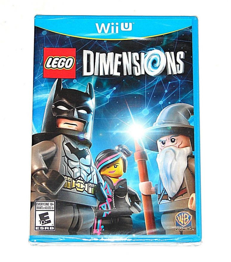 Игра Lego Dimensons (Nintendo Wii U)