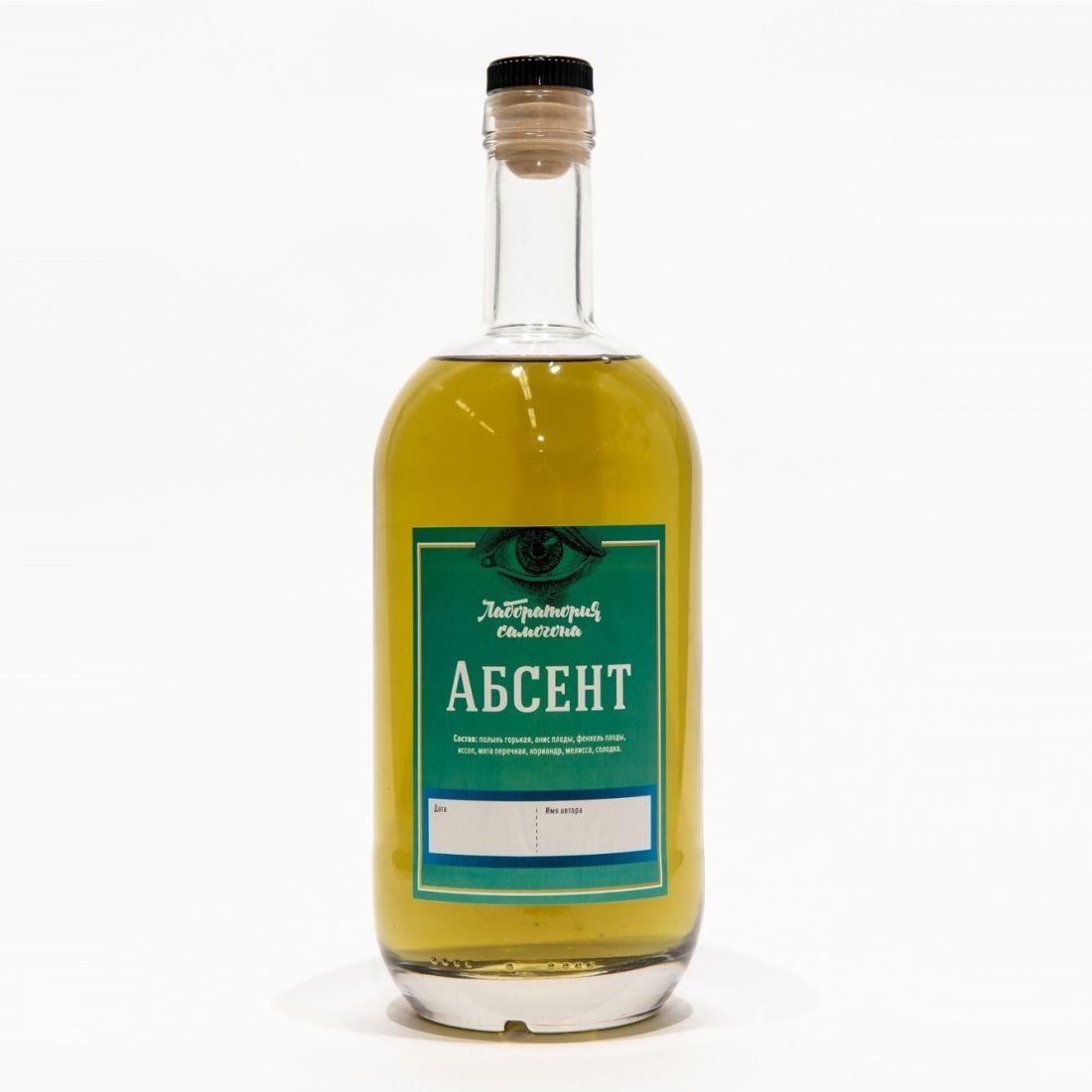 Настойка Абсент, набор трав и специй