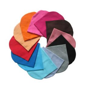 Шапка трикотажная цветная