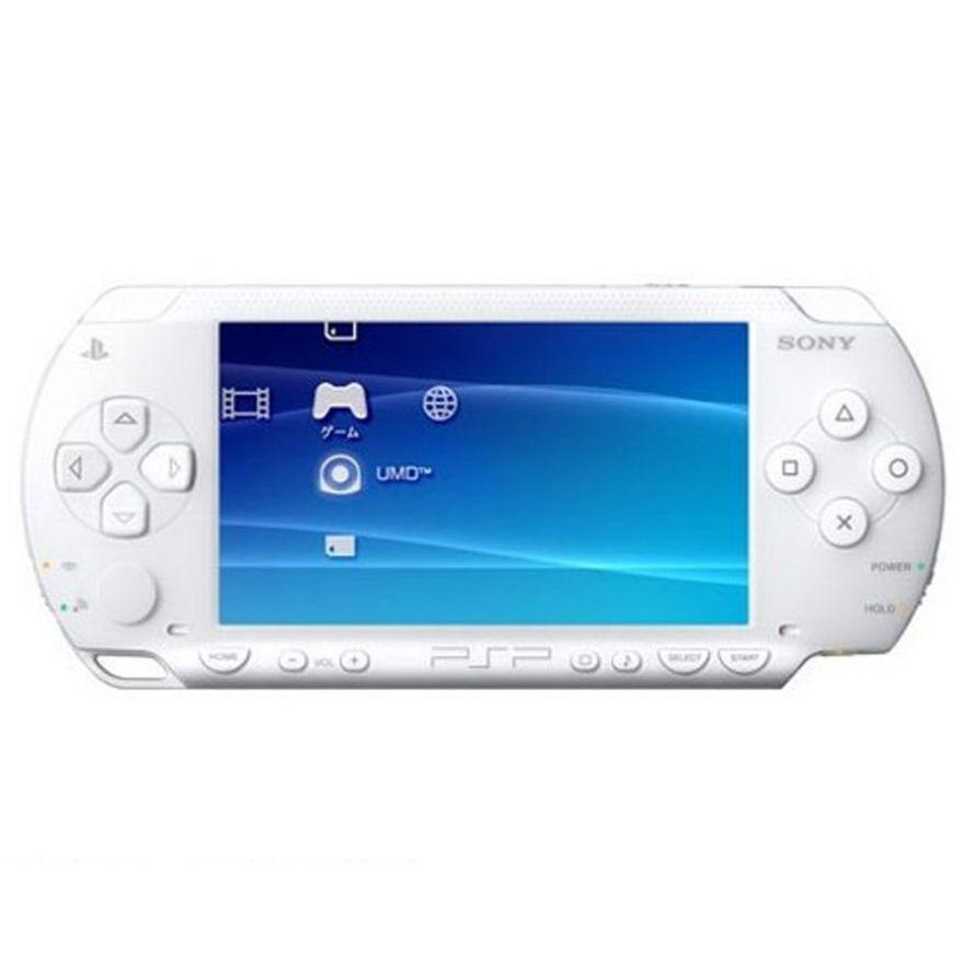 Игровая приставка Sony PSP Slim 3000 White