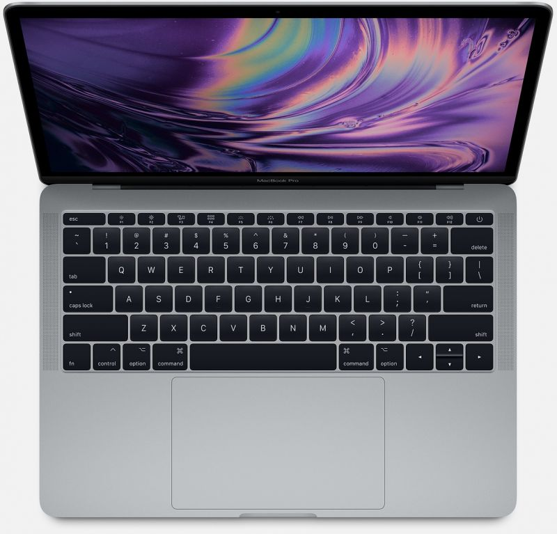 Apple MacBook Pro 13 128Gb Space Gray (MPXQ2)