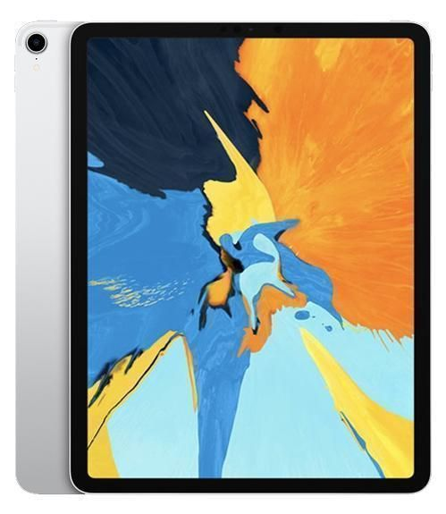 Apple iPad Pro 11 2018 1TB 4G Wi-Fi + Cellular Silver (MU222RU/A)