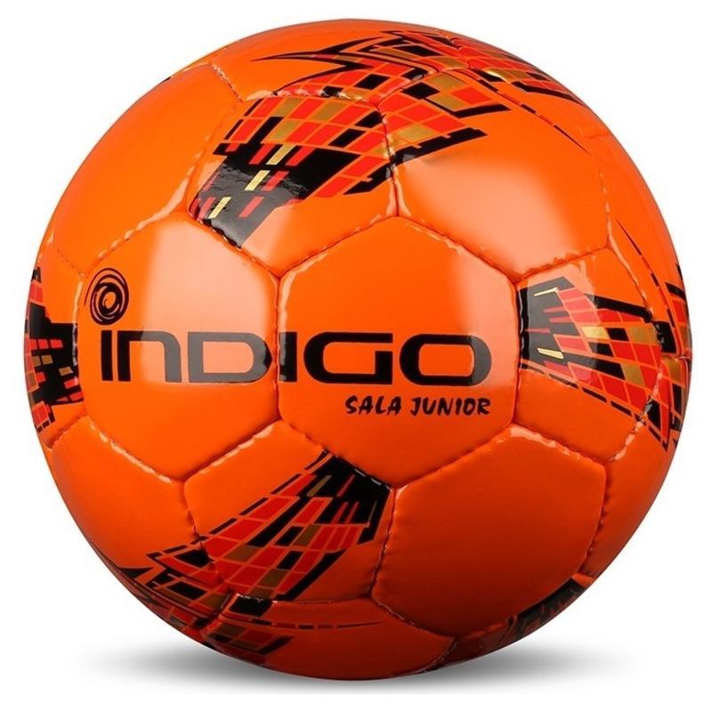 Мяч футбольный зальный №3 INDIGO SALA JUNIOR F03