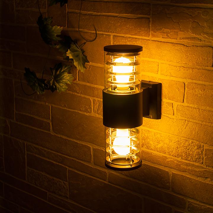Уличный настенный светильник Elektrostandars a032609