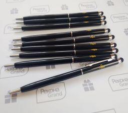 заказать ручки со стилусом с логотипом
