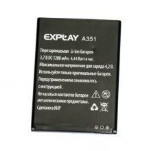 Аккумулятор Explay A351 Original