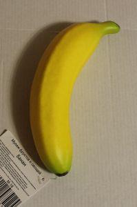 ! муляж банан, ячейка: 22