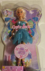! кукла фея 29см, ячейка: 33