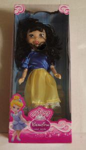 ! кукла черн волосы 25см, ячейка: 33