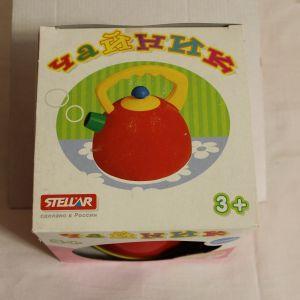 ! чайник в коробке, ячейка: 39