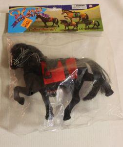 ! лошадь флок средн черн, ячейка: 49