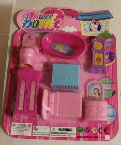 ! мебель для кукол ванная и спальня, ячейка: 50