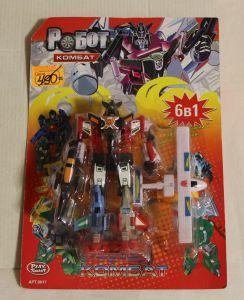 ! робот-комбат 13,5см, ячейка: 59