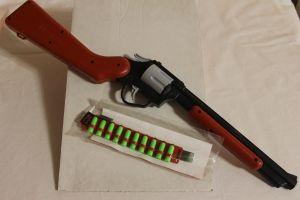 ! винтовка мустанг, ячейка: 73