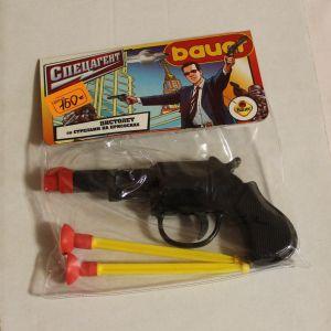 ! пистолет со стрелами, ячейка: 73