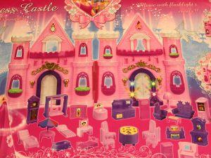 ! замок пинцессы роз, ячейка: 81