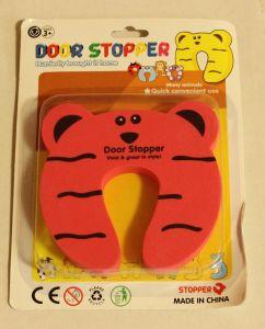 ! стоппер д/двери 19см мал тигр, ячейка: 91