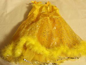 ! платье желт блест 86-92, ячейка: 94