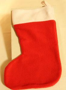 ! носок красн подар, ячейка: 95