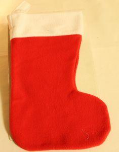 ! носок краснобел подар, ячейка: 95