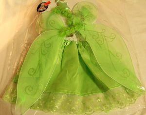! костюм феи крылья юбка ободок палочка зел, ячейка: 95