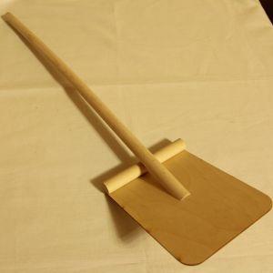 ! лопата дерев 72см, ячейка: 93
