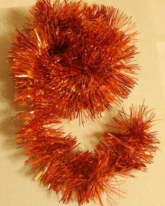 ! мишура 6.5 150см оранж, ячейка: 97
