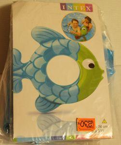 ! круг надув рыбка, ячейка: 105
