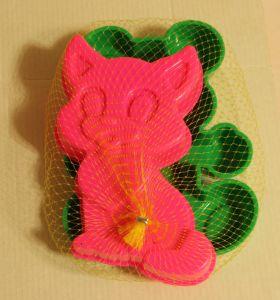 ! набор медведь кот роз, ячейка: 105