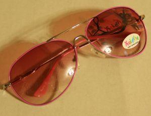 ! очки солн дев подр крас 2, ячейка: 106