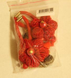 ! резинки цвет с укр крас, ячейка: 107