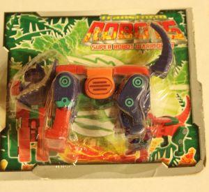 ! трансформер-динозавр 1, ячейка: 108