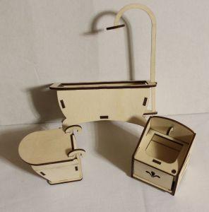 ! набор мебели для ванной 3пр, ячейка: 28