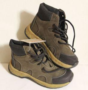 ! ботинки демисез т-корич мальч размер 26, ячейка: 126