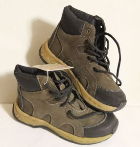 ! ботинки демисез т-корич мальч размер 27, ячейка: 126
