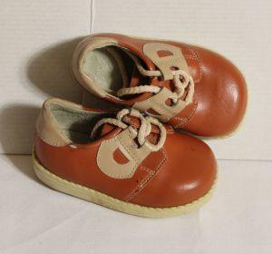 ! туфли корич дев размер 120, ячейка: 127