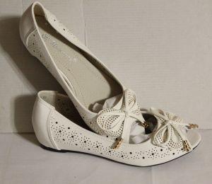 ! балетки бел размер 32, ячейка: 128