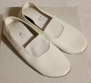 ! чешки белые размер 235, ячейка: 133