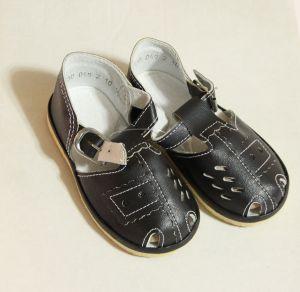 ! сандалии давлеканово мальч черн размер 130, ячейка: 138