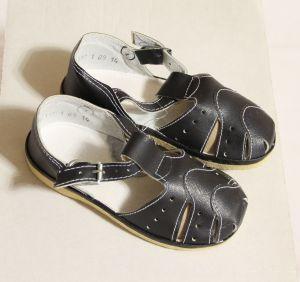 ! сандалии давлеканово мальч черн размер 160, ячейка: 139