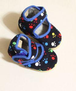 ! детс тапочки-туфельки следы размер 110, ячейка: 141