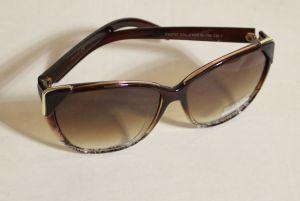 ! женс очки солнцезащ корич 03, ячейка: 143