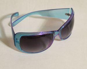 ! женс очки солнцезащ гол 02, ячейка: 143